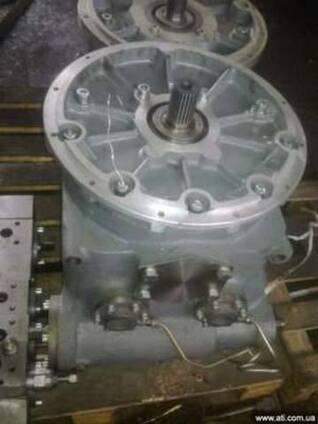 Насос регулируемый 2-х поточный 321.224.А12 Насосный агрегат