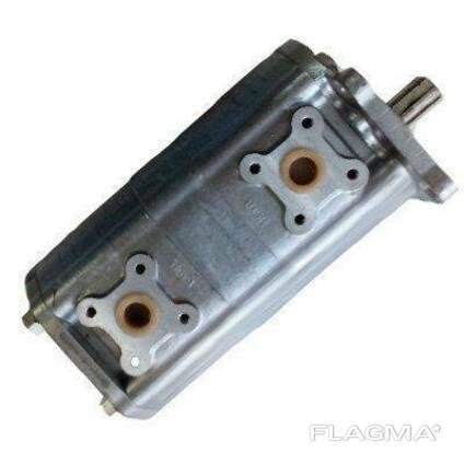 Насос шестереннный НШ 40-40Д-4