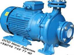 Насос СД 800/32 для грязной воды с электродвигателем на раме