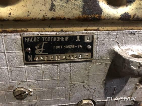 Насос топливный (ТНВД) для двигателя 3Д6 СБ257-00-3-03