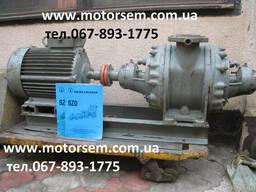 Насос вакуумный Sigma 80-SZO-244-125 Аналог ВВН-3 Цена Фото