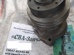 Насос водяний ГАЗ-3309 ЗІЛ-5301 БИЧОК ПАЗ МТЗ Д-245 шків 2 р
