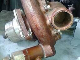 Насос водяной дизель Д6 Д12 сб.511-00-55 ТГК2, ТГМ23, ТГМ40