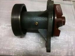Насос водяной КАМАЗ (ЕВРО-3) (со шкивом) - фото 1