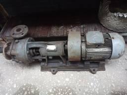 Насос водяной с Эл двигателем 3. 3 кВт/2850об