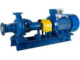 Насосное компрессорное оборудование, електродвигатели
