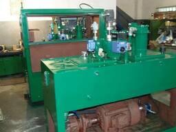 Насосные установки и гидростанции
