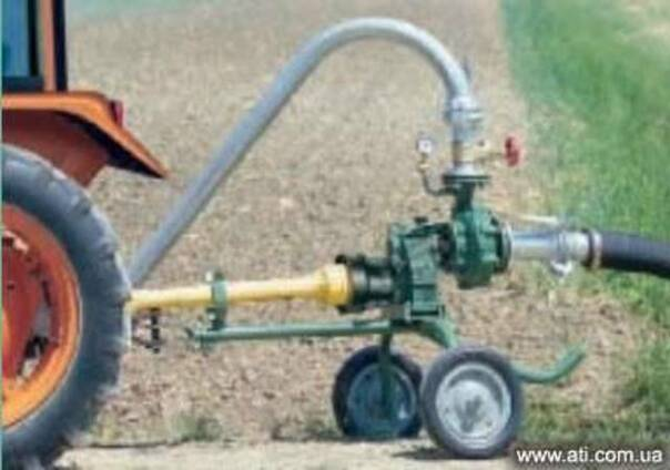 Высоконапорные насосы для полива