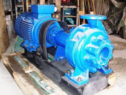 Консольный насос К90/20 центробежный агрегат