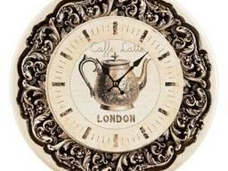 Настенные деревянные часы«London» Под заказ