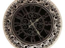 Настенные резные часы Под заказ