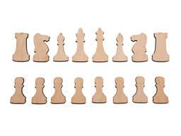 Настенные шахматы - заготовки под магнит из фанеры, Харьков