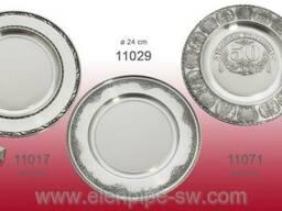 Настенные тарелки Artina олово 95% от производителя опт дис