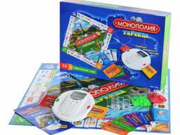 Настольная игра Метр+ Монополия (1372)