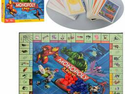 Настольная игра METR+ Монополия (M 3802)