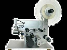 Настольная полуавтоматическая этикетировочная машина
