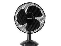 Настольный вентилятор Mesko MS 7309 Черный