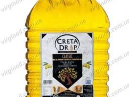 Настоящее рафинированное оливковое масло Classic CRETA DROP 5 л