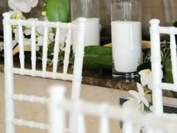 Насыпные свечи. Пальмовый воск.