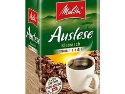 Насыщенный молотый кофе Melitta Auslese Klassisch 500 грамм