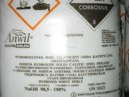 Натрий едкий (сода каустическая)