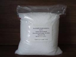 Натрий гидроокись тех гранулы (ЗАО Каустик, Волгоград)