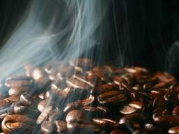 Натуральний кофе Арабика свежей обжарки (зерно/молотый)
