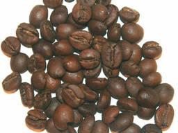 Натуральний кофе Робуста свежей обжарки (зерно/молотый)
