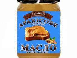 """Натуральное арахисовое масло(паста)""""Диарин"""" соленое"""