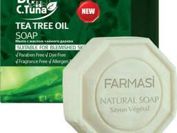 Натуральное мыло Farmasi Tea Tree (New), 125г