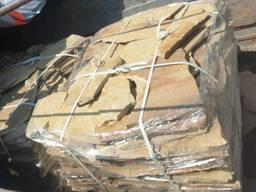 Натуральный камень плашка Песчаник