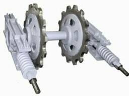 Натяжное устройство для цепных конвейеров и транспортеров