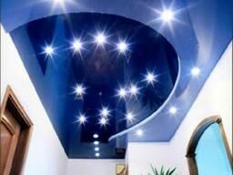 Натяжные потолки c итальянского полотна. Качественно.