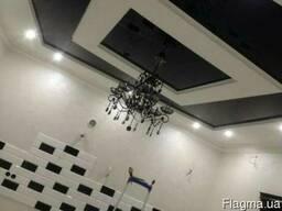 Натяжные потолки от Skyart Design