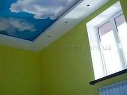 Натяжные тканевые потолки и стены Clipso Киев