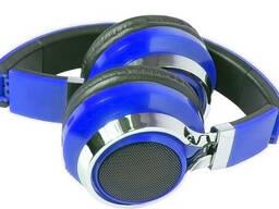 Наушники беспроводные Bluetooth J39S 6964, синие