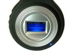 Наушники беспроводные bluetooth microSD FM MP3 HLV 471 Black