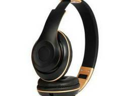 Наушники беспроводные Bluetooth TM-047, черные