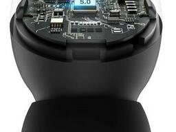 Наушники Bluetooth Usams US-ES001 с чехлом для зарядки BT5.0, зеленые