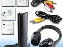 Наушники для телевизора Wireless Headphone 5 in1