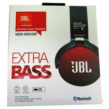 Наушники JBL MDR-XB650BT