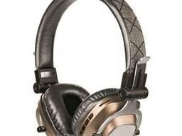 Наушники Vinga HBT050 Bluetooth Brown (HBT050BR)