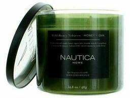 Nautica Candle WILD Honey Tobacco 411 g