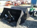 Навантажувач КУН погрузчик фронтальний на трактор - фото 3