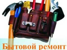 Навеска карнизов, люстр, полок, шкафов в Донецке.