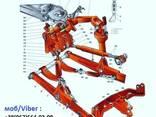 Навеска задняя 70-4605010 трактора МТЗ-80 МТЗ-82 в сборе - фото 2