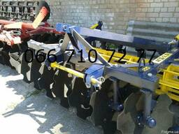 Навесная тракторная дисковая борона АГД-2.5