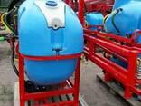 Навесной опрыскиватель 600 л для внесения пестицидов - фото 3