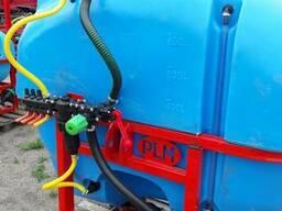 Навесной опрыскиватель 600 л для внесения пестицидов - фото 4