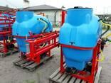 Навесной опрыскиватель 600 л для внесения пестицидов - фото 8